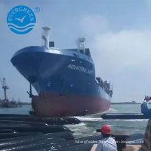 boat and marine airbag china ship moving launching airbag