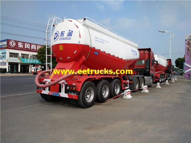 28000L Cement Tanker Trailers