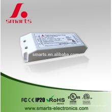 постоянное напряжение 12В/24В 30Вт триак dimmable светодиодный драйвер для светодиодные полосы