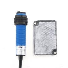 Yumo G18-3b1nc Series NPN. No+Nc Adjustbale Diffuse Photoelectric Switch