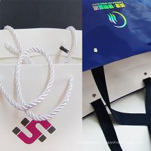 Großhandel gedruckt Shopping Geschenk Papiertüte mit Griff