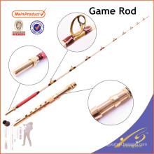 O GMR009 japoneses personalizou a haste grande do jogo do vidro de fibra contínua para pescar