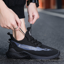 Top quality Lace Up Style walking style shoes Casual Fashion Shoes Durable Man Sport Shoes