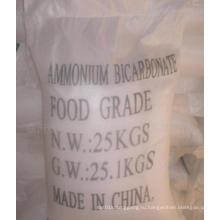Высококачественный бикарбонат аммония 1066-33-7 для азотных удобрений и продуктов питания