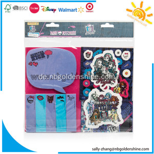 Monster High Sticky Hinweis
