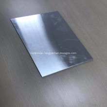 Carbide Super thin aluminum sheet plate