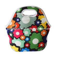 Cheap Price Neoprene Lunch Box Thermal Bag (SNPB04)