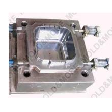 Molde de caja de alimentos de molde de mecanizado CNC de fábricas personalizadas