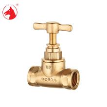 Wholesale латунный запорный клапан