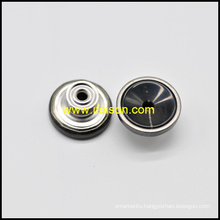 Jeans Button Combinated with Polyester