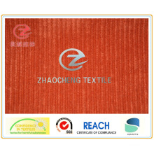 8W N/P Corduroy Bonded Fabric Sofa Uses (ZCCF037)