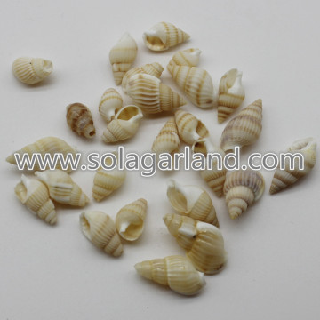 13-23MM Natural Cowry Shell Beads For Wedding Decoration