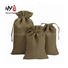 Brand new linen rice bag with great price
