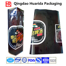 Custom Printed Waterproof Shrink Sleeve Wrap/Label Made of PVC