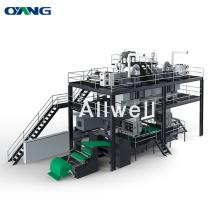 Multifunctional PP Spunbond Nonwoven Production Line, New Nonwoven Fabric Production Line