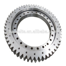 slewing slew drive bearing
