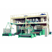 2020 new design double beam nonwoven machine