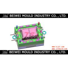 Molde plástico personalizado da caixa da injeção
