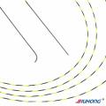 pour le tube digestif!!! Jiuhong fil de Guide hydrophile endoscopique (CPRE)