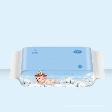 Baby Care Tissue Wet Wipes und Dry Wipes