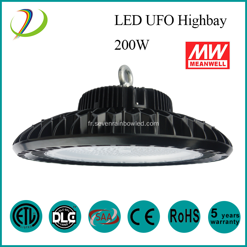 100W UFO Led High Bay Retrofit