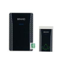 Black DC Doorbell 36 Tune Melody Wireless Digital Portable Remote Control Chime