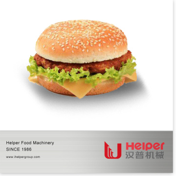 Linea Fresh Burger Forming