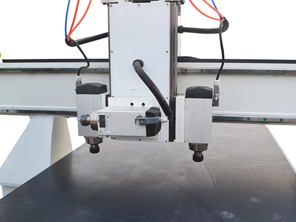 cnc router swing head