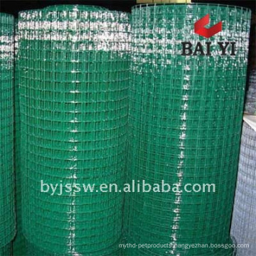 PVC coated welded wire mesh(professional manufacturer)