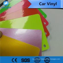 Heat resistance laser car sticker design