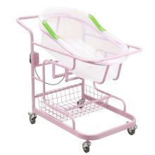 Berceau d'infiltration d'air à bascule pour bébé