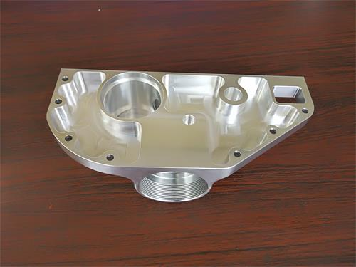 CNC Aluminum Milling Machining Parts