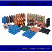 China Plastic Stackable Pallet Mould