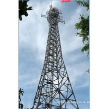 Mikrowellen- und Telekommunikations-Stahlturm