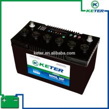 SMF JIS de plomo ácido marcas de batería de coche estándar de Japón