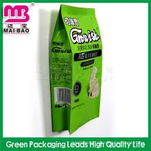 sacos de empacotamento bem feitos e baratos dos alimentos para animais de estimação para o alimento para cães