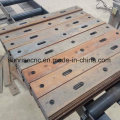 Flat Bar Channels Punching Marking Shearing Machine
