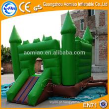 Bouncers infláveis internos do projeto da segurança do projeto, castelos bouncy de China / saltam castelos venda