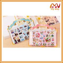 kids cartoon stickers, wholesale paper sticker, design will vary