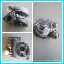 Gt2052V Turbo Charger 705954-5015s 14411-Vc100 14411-6060A Zd30 Turbocompresseur pour Nissan 171HP