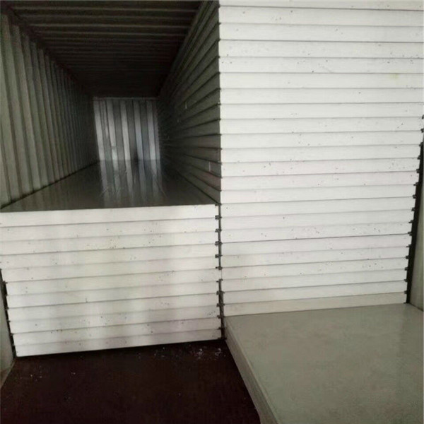 EPS Sandwich Panel Walls