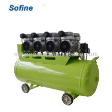 CE Aprovado Dental Silent Oil Free Air Compressor Compressor Dental