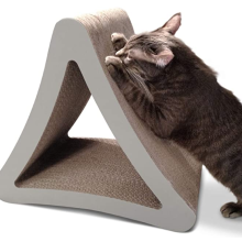 3-Sided Vertical Cat Scratching Post
