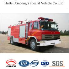 3.5ton Dongfeng Сухой порошок Пожарная машина Euro2