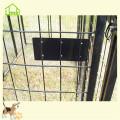 Водонепроницаемый открытый большой квадратный труба загон для собак