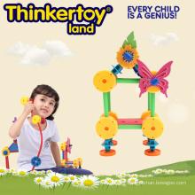 DIY House Building Toy pour les filles