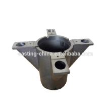 fundición a medida fábrica de tubería de hilo de aleación de acero de carbono / accesorios de codos