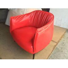 Cadeira, cadeira de Europa, ceroso couro sofá couro (Y035)