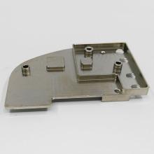 Fresado CNC mecanizado de piezas de titanio