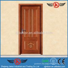 JK-W9091 2015 China Neueste Design Wooden Single Main Tür Design